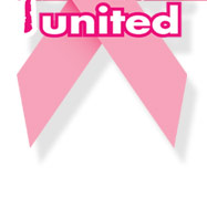 Pink United breast cancer awareness