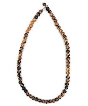 Miracle Catcher Necklace (Natural Brown)(716)
