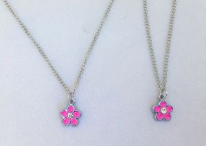 My Doll n Me Necklace Set- Flower