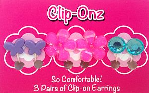 Clip-onz Big Flower Set