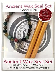 Wax Seal Gift Set- Luck