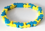 Puzzle-itz Blue/Yellow