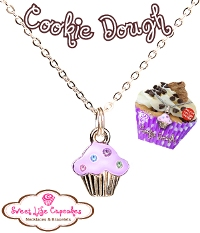 Cookie Dough Necklace