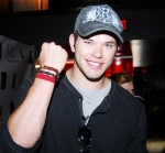 Coffee Bracelet worn by Kellan Lutz